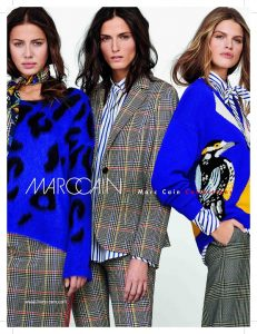 jumpers and jackets from Marc Cain