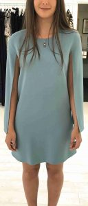 Elisabetta Franchi shift dress