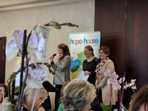 The Hope House ladies lunch at The Chester Grosvenir Hotel