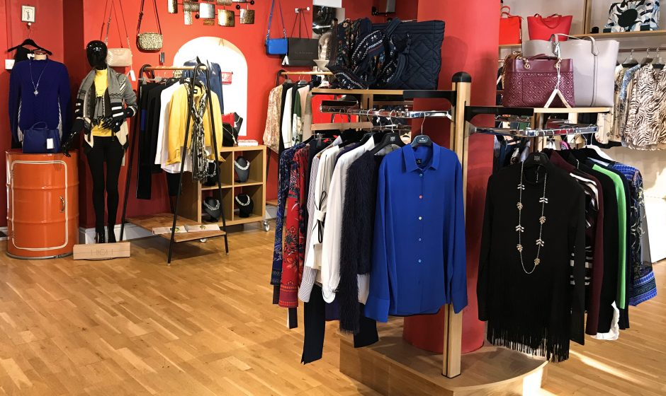 Si Belle ladies boutique in Tarporley